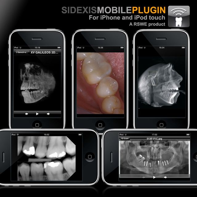 SidexisMobilePlugin for iPhone and iPod touch